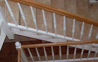 Treppenrenovierung Betontreppen